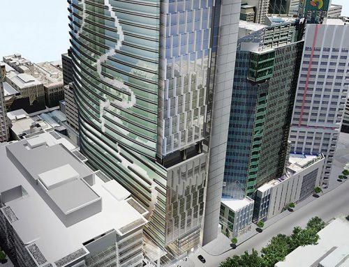 180 Brisbane Tower