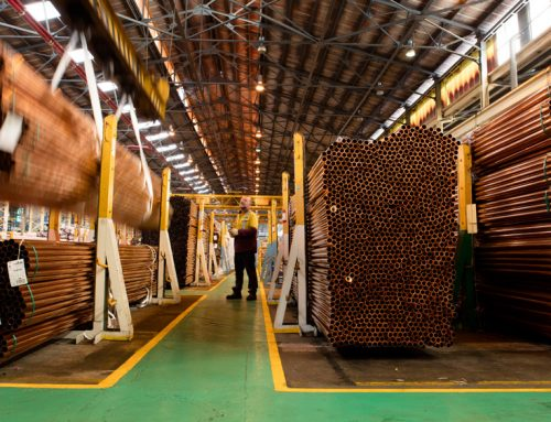 Supporting Australia's Copper Capacity
